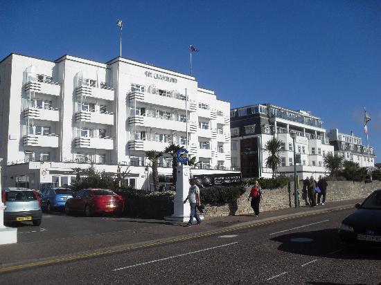 Cumberland Hotel Bournemouth Reviews