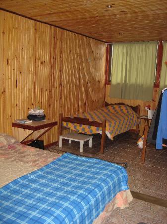 Hotel El Viandante: our room