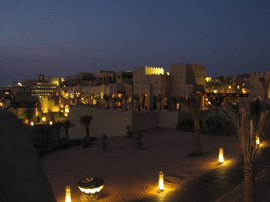 Qasr Al Sarab Desert Resort by Anantara: from outside 1 bedroom pool villa #12