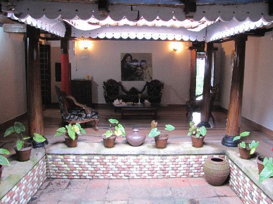 Kandath Tharavad: Tharavad - interior