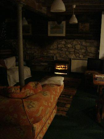 "Mill House: ""our"" living room"