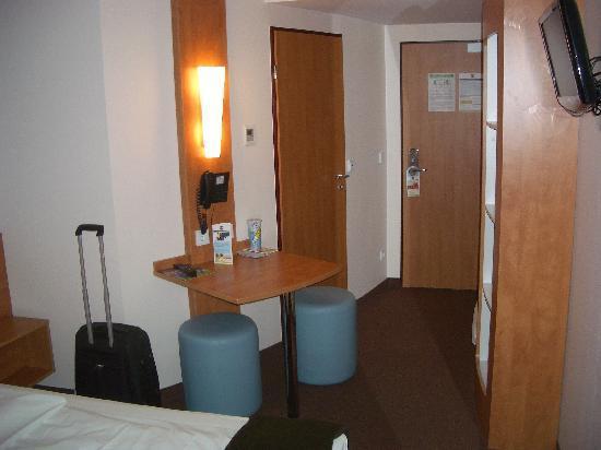 B&B Hotel Mainz-Hechtsheim: Zimmer