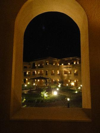 Swiss Inn Dream Resort Taba : one the courtyards