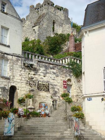 Le Clos du Haut Villiers : un angolo di Montrichard