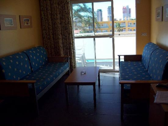 Terralta Apartamentos Turisticos: Lounge area