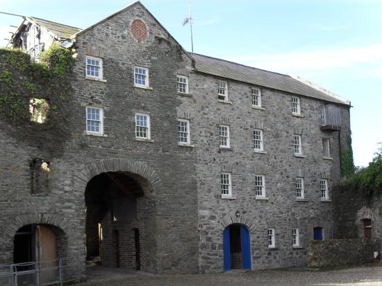 Downpatrick, UK: The Granary
