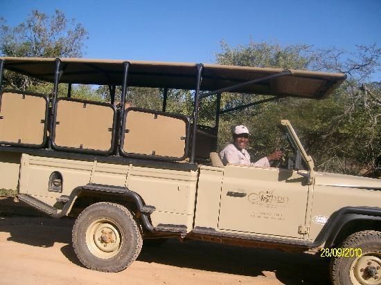 Addo Elephant Back Safaris: The Safari Vehicles