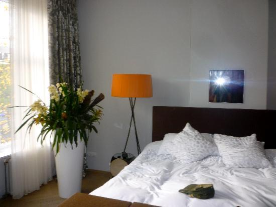 Amstel Corner Hotel: Honeymoon Room