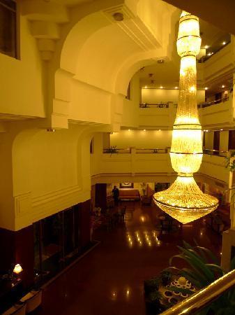 Howard Plaza The Fern Agra: Lobby
