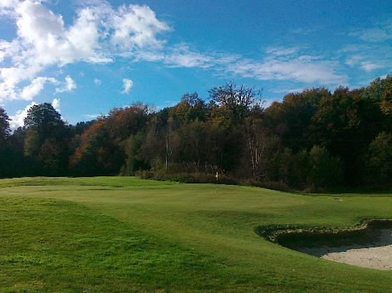 Gatehouse of Fleet, UK: 7th Green