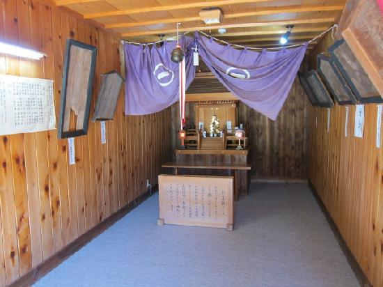 Yamamura Daikan Yashiki : 日本で唯一のミイラ稲荷様が祭られています。