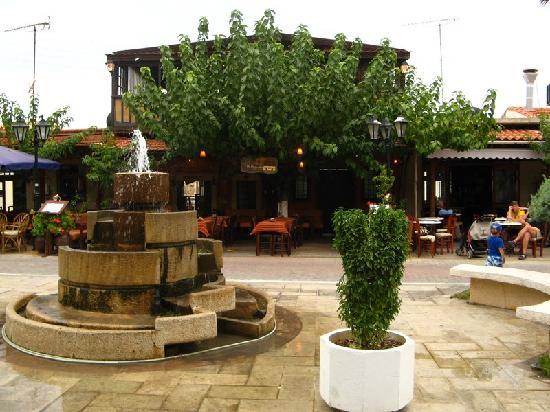 King Minos Palace Hotel : Kotoloufari