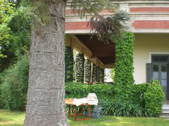 Estancia El Ombu de Areco: The main house