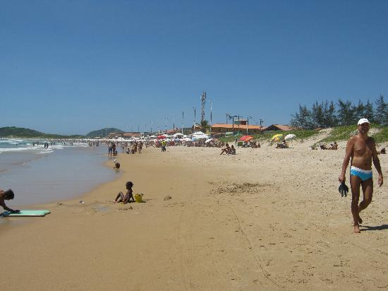 Cabo Frio: playa larga