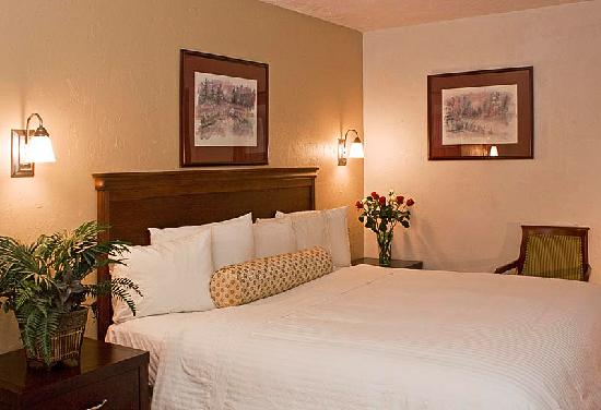 Baechtel Creek Inn: Traditional King Room