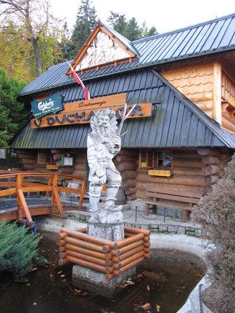 U Ducha Gor Restaurant