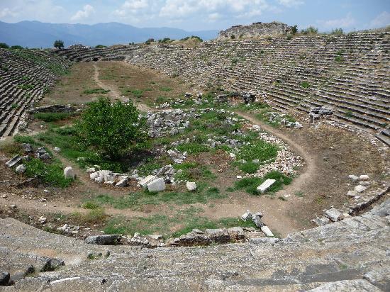 Aphrodisias : stade