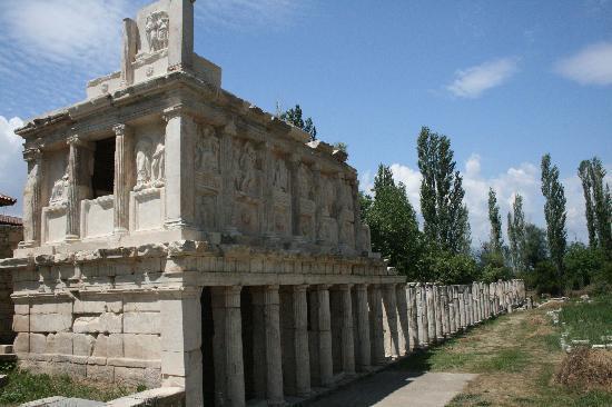 Aphrodisias : sebasteion