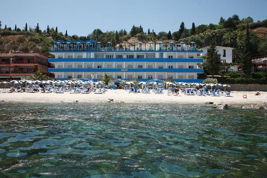 San Domenico Hotel: albergo dal mare
