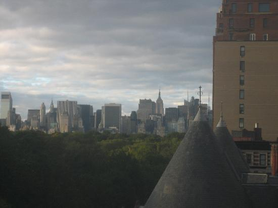 Astor on the Park: Blick aus unserem Hotelzimmer