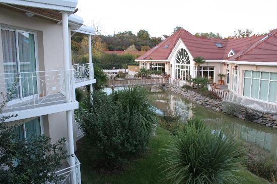 Les Jardins de Beauval: Vue suite junior