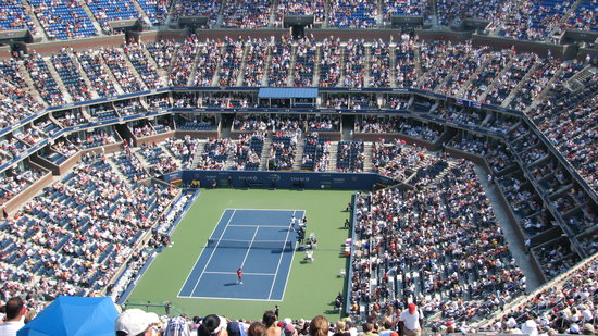 Flushing, État de New York : USTA National Tennis Center