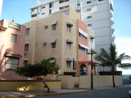 Sandy Beach Hotel Nur Das Kleine Gebäude