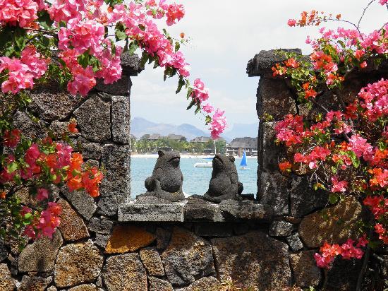 The Oberoi, Mauritius: Pool gardens
