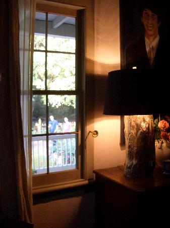 Maison Madeleine: interior