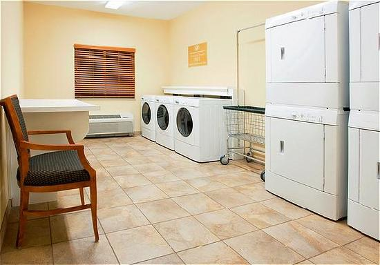 Candlewood Suites Rocky Mount: Free Guest Laundry