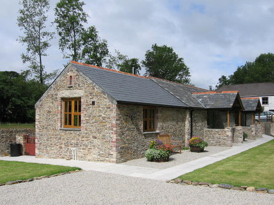 Berrio Mill Holiday Cottages Cornwall: Gwenyn