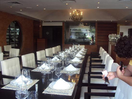 In Fashion Hotel Boutique: RESTAURANT