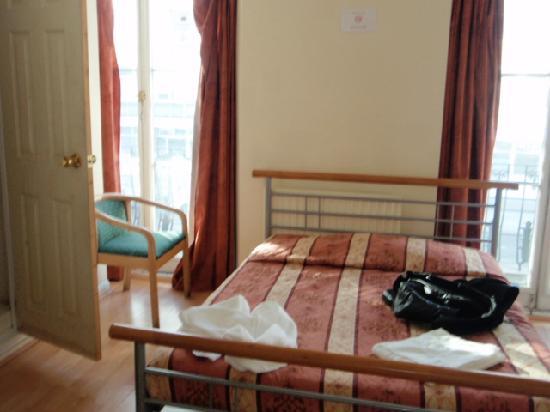 Belgrave House Hotel London Victoria: Doppelzimmer