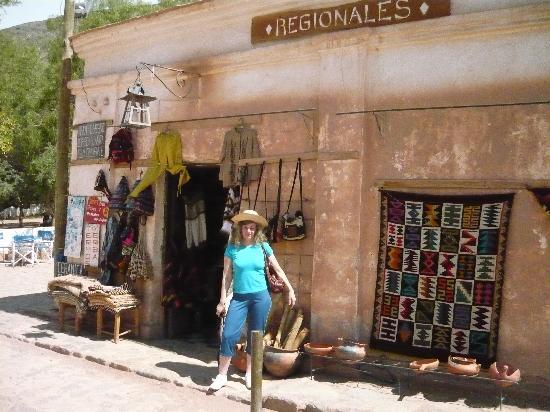 Pueblo de Purmamarca