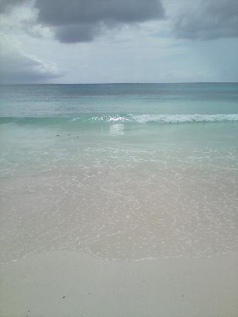 El Dorado Sensimar Riviera Maya: the sea