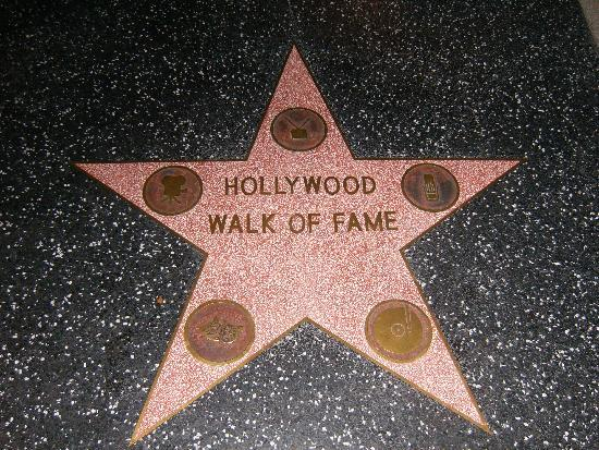 walk of fame stern picture of hollywood walk of fame los angeles tripadvisor. Black Bedroom Furniture Sets. Home Design Ideas