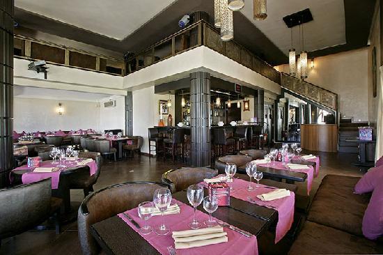 Le Chrysalis : salle de restaurant