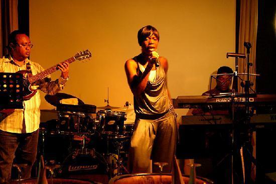 Le Chrysalis : concert live