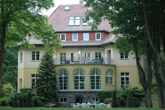 Furstenberg, Tyskland: Ansicht des Landhauses Himmelpfort
