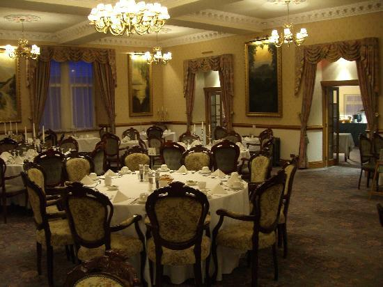 Duke of Gordon Hotel: Dining Room