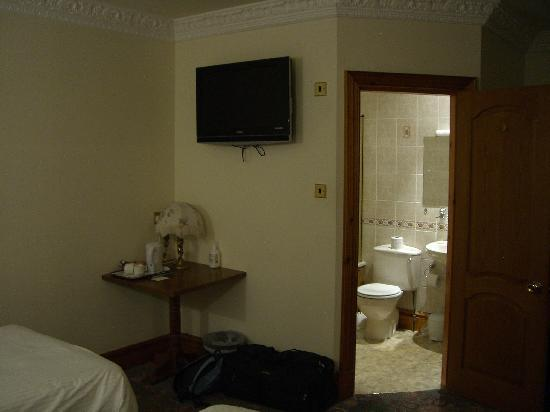 Duke of Gordon Hotel: Room facilities