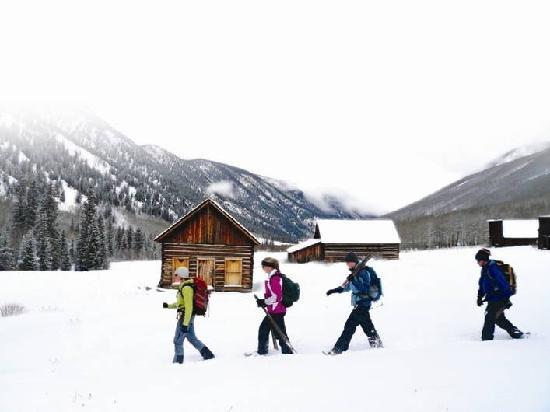 Aspen Center for Environmental Studies : Aspen Center for Environmental Studie