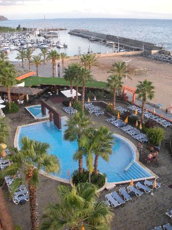 Savoy Calheta Beach: accès rapide a la plage avec du sable importé du maroc