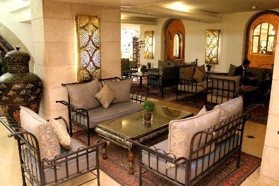 Mount Zion Hotel: Lobby
