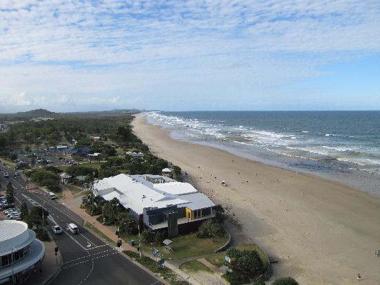 Coolum Beach, Australia: 12th floor view