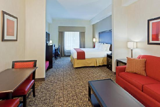 Holiday Inn Express & Suites Alexandria-Fort Belvoir: King Suite