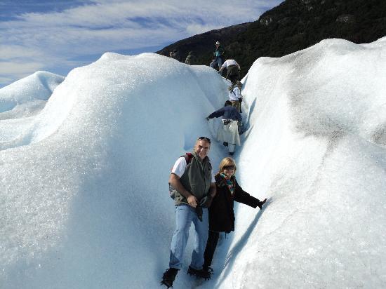 Altos de la Costanera - Aparts: Glaciar Perito Moreno