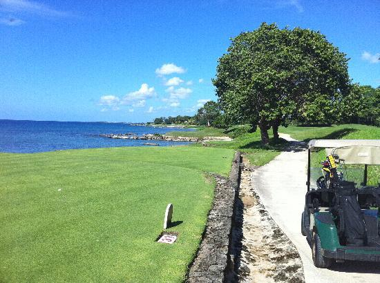 Casa de Campo Re: 5th hole, Teeth of the Dog