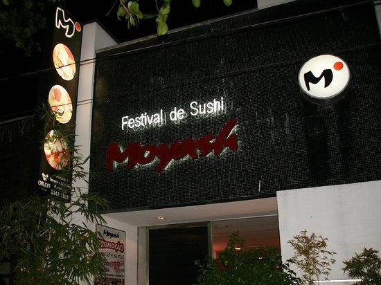 Moyash:                   Eingang
