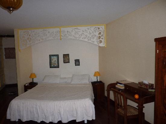 Tsilaosa Hotel and Spa: La chambre